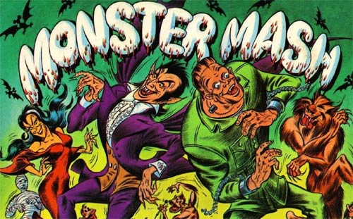 Do the Monster Mash with us on October 28th.