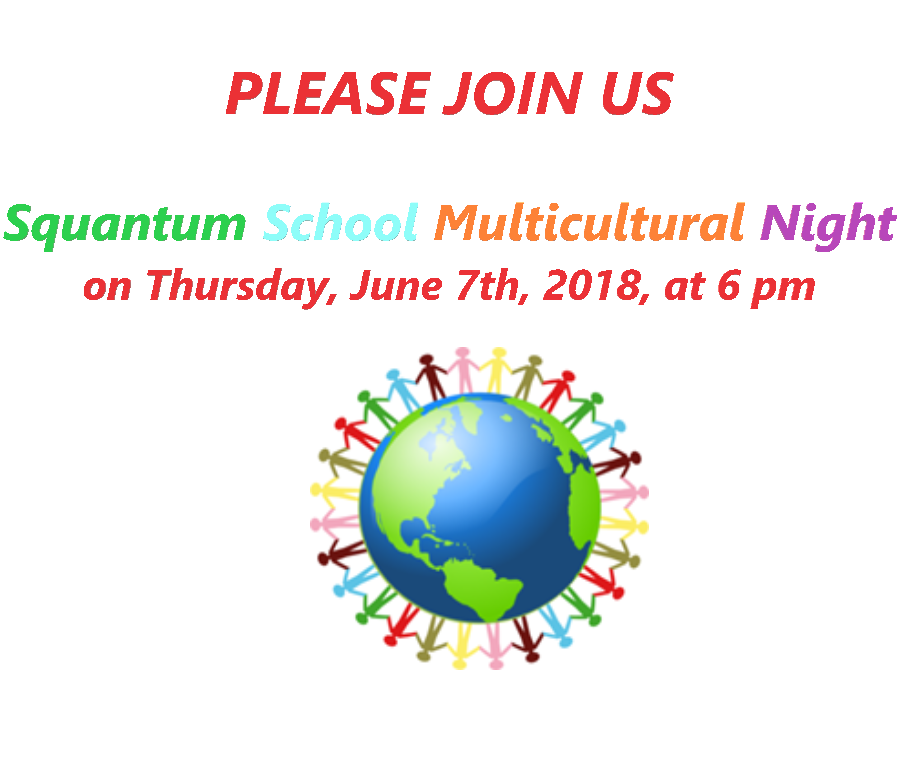 Multicultural Night 2018